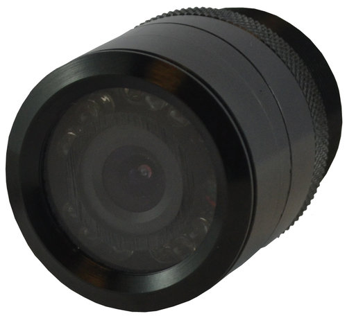 SVS100RCX- Round Camera with IR LED's