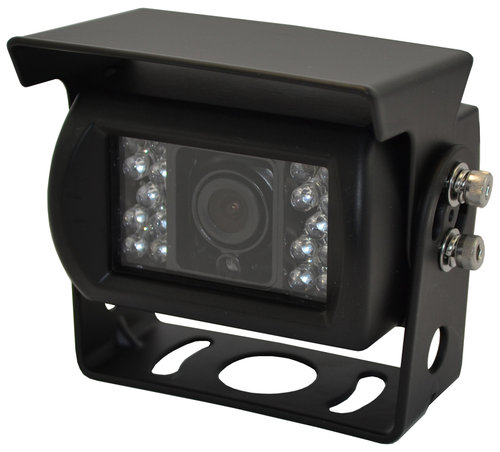 SVS100SCSX- Square Camera with Shield (Reversable image)