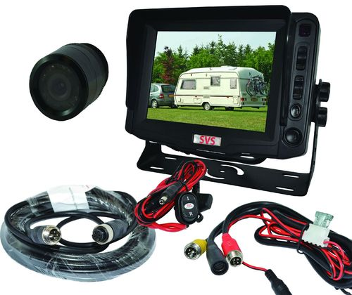 "SVS105/1RC- 5""  Monitor, 1 x 10m cable and 1 x R/Cam"