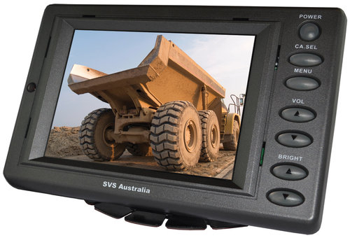 "SVS205M- 5.6"" Monitor 200 Series"