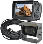 "SVS203/1- 3.5"" Heavy Duty Monitor + Camera and cable"
