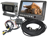 "SVS207/1- 7"" Monitor Rear View Kit w/1 Camera"