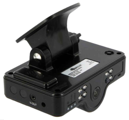 SVSCDR210 - Dashcam 2 Camera SD Card Recorder